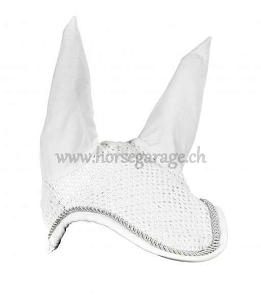 Ohrenhaube Jersey - White-Silver