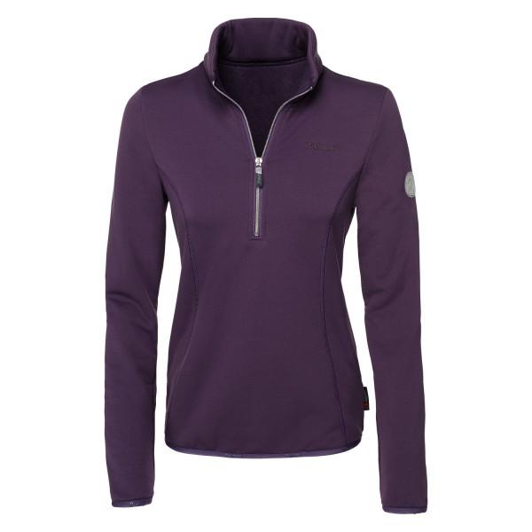 Pikeur - Damen Polartec Shirt SISKA - grape - Grösse 40