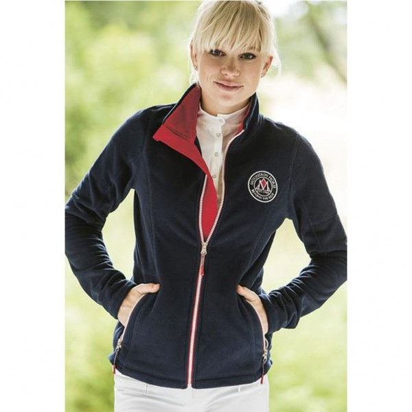 Mountain Horse ADELE Fleecejacke - City Navy - Gr. S
