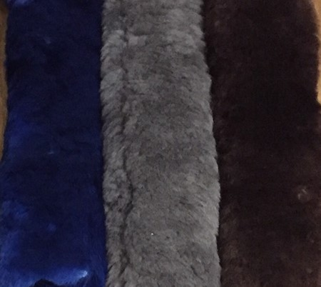 Engel Nasenschoner Lammfell - Diverse Farben