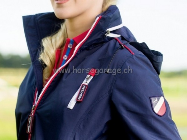 Reitjacke INTERNATIONAL Dunkelblau - Grösse L