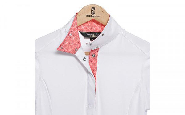 Tredstep SOLO Competition Shirt Langarm Pink