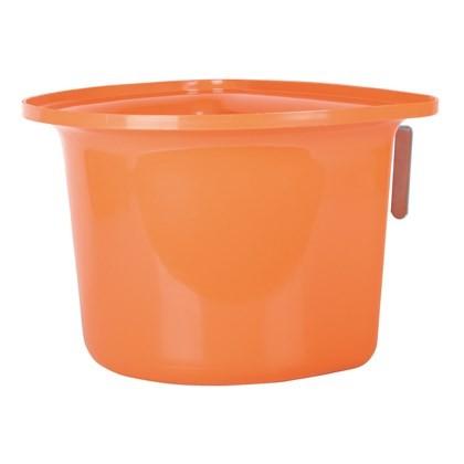 Futterbehälter - Orange