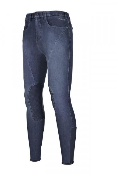 Pikeur Herren Reithose LEON Jeans Grip