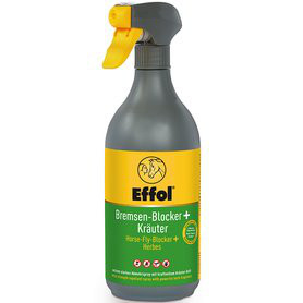 Effol Bremsen-Blocker+KRÄUTER Spray, 750ml