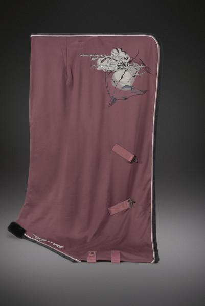 Eskadron Abschwitzdecke PLATINUM Jersey - blossom - Grösse 145