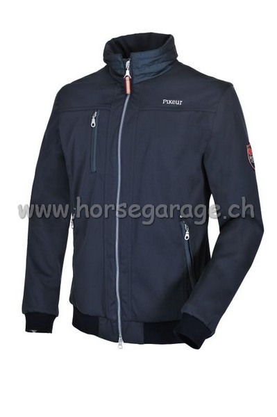 Pikeur Herren Softshell Blouson LUCADO Navy- XL