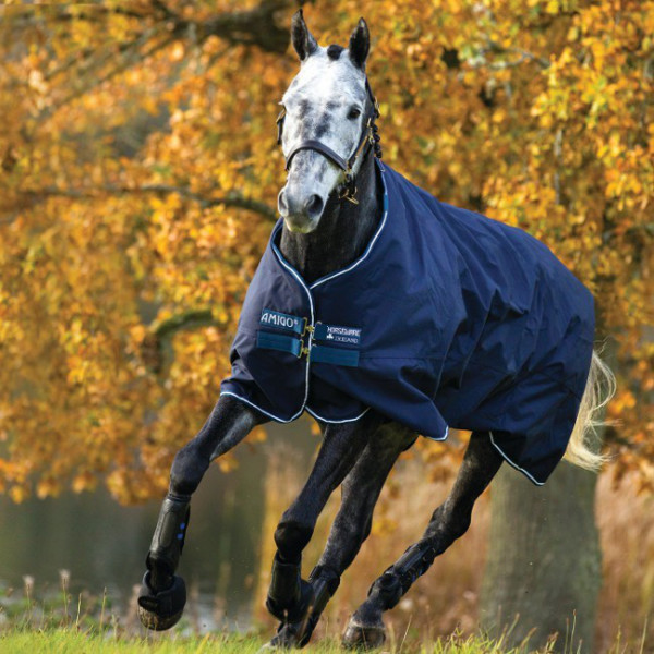 Horseware AMIGO Bravo12 Turnout Lite classic