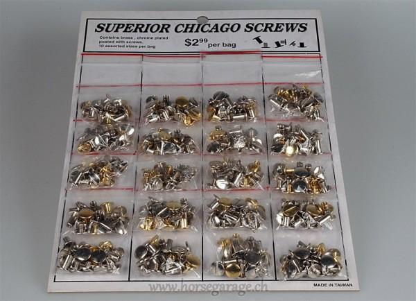 Chicago Schrauben 6er Set